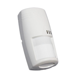 Sensore volumetrico movimento PIR MW IR pet immune tripla tecnologia con snodo