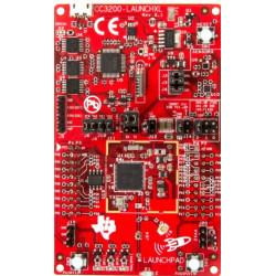 Kit de desarrollo de microcontroladores y TI SimpleLink Wi-Fi CC3200 LaunchPad