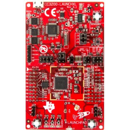 Kit de développement de microcontrôleur et LaunchPad TI SimpleLink Wi-Fi CC3200
