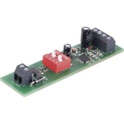Temporizador digital Botón de inicio monoestable Intervalo de tiempo: 4 s - 34 h para relé