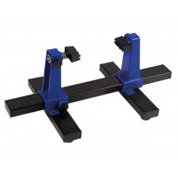 Clamping support for assembly and welding of laboratory electronic boards
