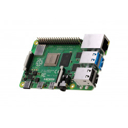 Raspberry Pi 4 Model B 2G BCM2711 Quad Core A72 ARM v8 WiFi Bt LAN micro HDMI 4K 60