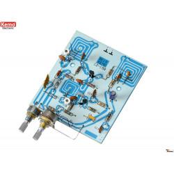 KIT convertitore di frequenza banda 100-200 MHz per radio FM 12V DC