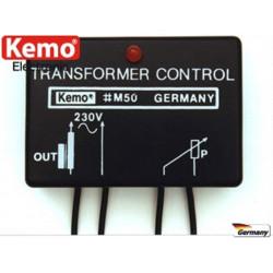 Controllo potenza trasformatori 230V AC 400W lampade alogene, alta tensione