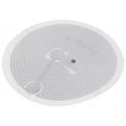 TAG NFC RFID ISO14443A chip NTAG213 carta adesiva diametro 25mm