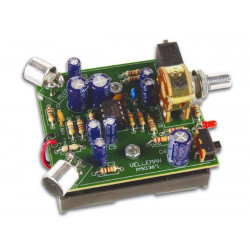 3x AA BATTERY STEREOPHONE EAR KIT with headphone jack output
