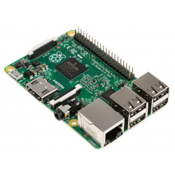 Embedded PC Raspberry PI 2 ARM quad core 1 GB RAM,4xUSB,micro SD,HDMI