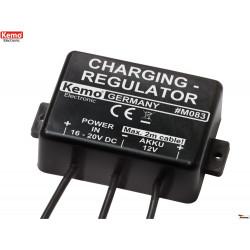 Régulateur de charge de batterie au plomb 12V pour le photovoltaïque et les alimentations