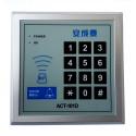 Serratura elettronica RFID + codice 10000 utenti relè apriporta wiegand 12V DC