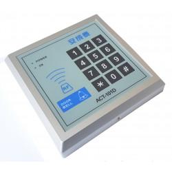 RFID electronic lock + code 10000 users relay door opener wiegand 12V DC