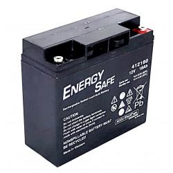 Batterie plomb-acide rechargeable hermétique AGM VLRA 12V 18Ah pour une utilisation cyclique et en veille