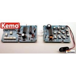 KIT Telecomando infrarossi controllo remoto 10 canali con ricevente 10 relè