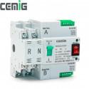 Interruttore ATS automatico trasferimento doppia alimentazione 32A 230V AC 2P