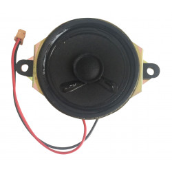 Altoparlante speaker a banda larga 8Ohm 1W diametro 50 mm