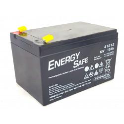 Batteria al piombo ricaricabile ermetica AGM VLRA 12V 12Ah uso ciclico e standby