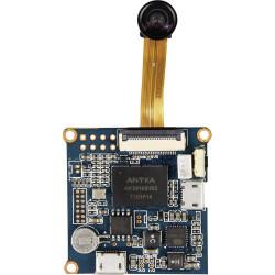 Mini cámara IP HD Banana PI PC 400MHz WiFi, microSD, 30FPS 720P Día Noche