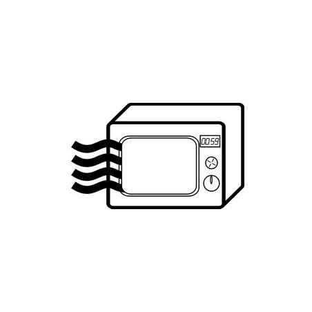 Testeur de sécurité pour la présence de fuites. Alimentation par batterie micro-ondes