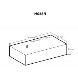 Tester di  sicurezza per presenza perdite Microonde a batteria