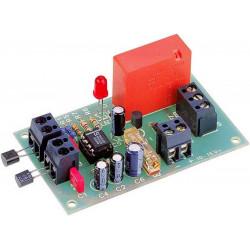 KIT Interruttore differenziale di temperatura 12 V/DC -5 fino a 100 °C