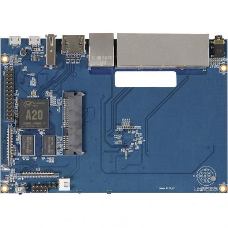 Banana PI router dual core 1GHz 1GB RAM 5x10 / 100/1000 Ethernet port, WIFI b / g / n