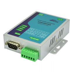 Convertitore LAN Ethernet Seriale RS232 RS485 RS422 emulatore COM TCP ATC-1200