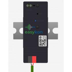 Easykon For KNX – bridge IoT da guida DIN Konnex per HomeKit, Google e Alexa