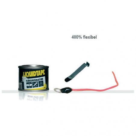 Isolante liquido trasparente Plasti Dip® 170g 55000V/mm anti abrasione SPRAY