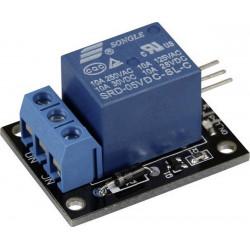 Modulo shield 1 relè KY019RM 5V Arduino NA COM NC 240 VAC, 10 A 28 VDC 10 A