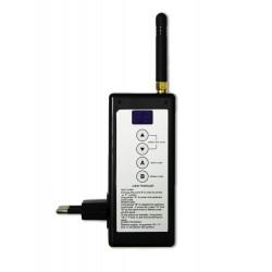 Repetidor de señal del sensor inalámbrico de la serie antirrobo Defender 868MHz con enchufe