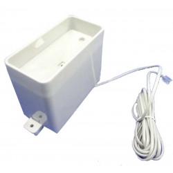 Pluviometro sensore misura volume pioggia impulsi per stazioni meteo e Arduino