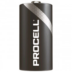 Set da 10 pz PC1400 Duracell PROCELL Pila alcalina size C Torcia LR14 1,5V