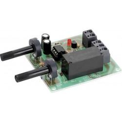 KIT Timer a intervalli regolabili 200 ms - 100 s 11 -15V DC uscita Relè