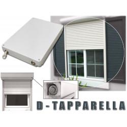 Sensore antifurto Defender per TAPPARELLA coordina conta impulsi Wireless 868MHz