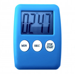 Mini Timer da cucina digitale con display LCD Up Down minuti secondi beep allarme