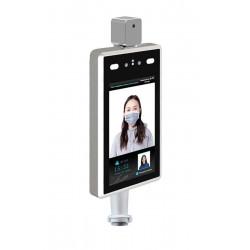 Telecamera tablet sensore di temperatura sensore mascherina contrasto Covid-19