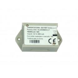 Trockenkontakt-Relaismodul NO NC COM SPDT 5A 240 V, 12 V DC-Spule