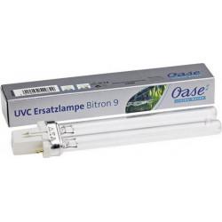 Lampada germicida UVC + ozono di ricambio 9W Bitron 9 Oase 54984