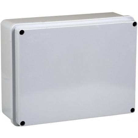 Scatola derivazione da parete 150 x 110 x 70 mm  colore grigio Electraline 60559