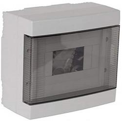 Centralino da parete con sportello 200x180x100 grigio Electraline 60436