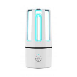 Sterilizzatore lampada UV-C universale ambienti ricaricabile USB con timer