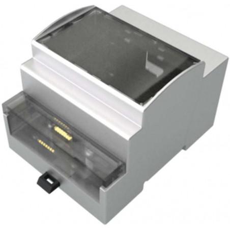 Contenitore modulo quadro per Arduino YUN con montaggio su barra DIN