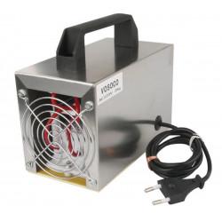 Generatore ozono sanificazione virus batteri ventola professionale 28g/h 220V AC