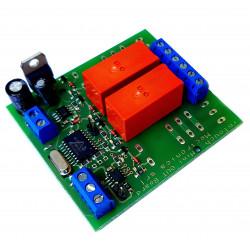 MB bus Mini OUT Device - 2 output su bus RS485 con 32 dispositivi collegabili