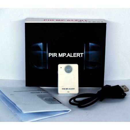 SPY GSM 2000 PIR bug with GSM module and integrated presence sensor