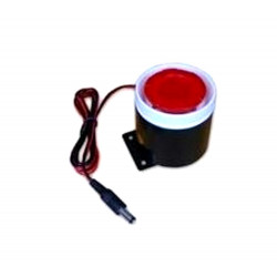 HIGH POWER PIEZOELECTRIC SIREN 12V DC 120dB 350mA