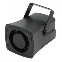Hochleistungs-1/6-Ton-Piezosirene 12 V DC 108 dB für Einbruchalarme und Alarme
