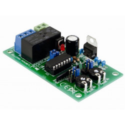 FITTED Universal timer 1 second - 60 hours with pulse pause loop timings