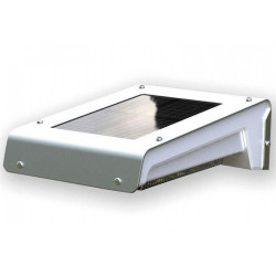 Smart Solar LED Outdoor Wall Lamp with Motion Sensor
