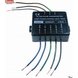 Convertidor de control de voltaje DC PWM para controles de potencia M012 M028N