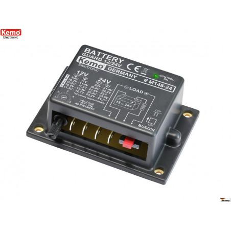 Lead battery saver over discharge protection 12V - 24V DC 20A